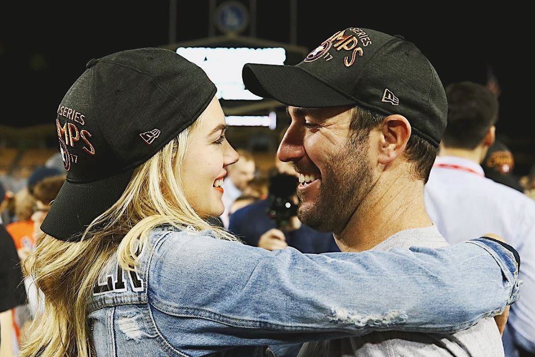 Kate Upton Congratulated Justin Verlander on His Third Career No-Hitter