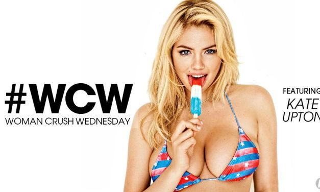 Kate Upton Almost Broke The Internet in a 'WCW' Post