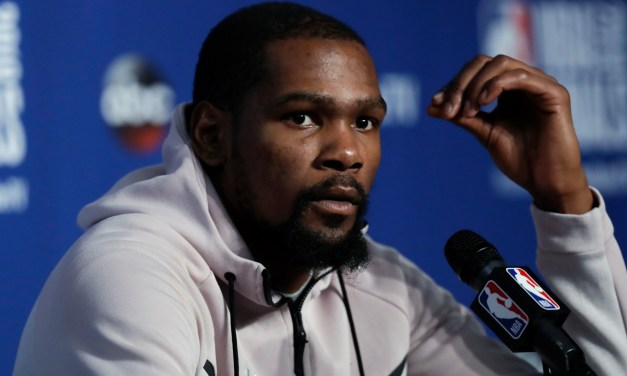 Kevin Durant Wanted to Return to OKC Until His Mother Saw a Video of His Jersey Being Shot