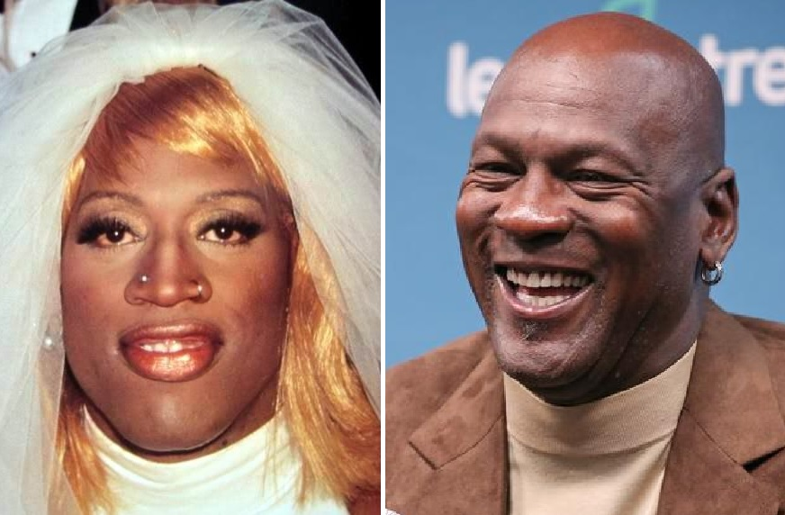 Dennis Rodman Claims He Was More Famous Than Michael Jordan in Chicago