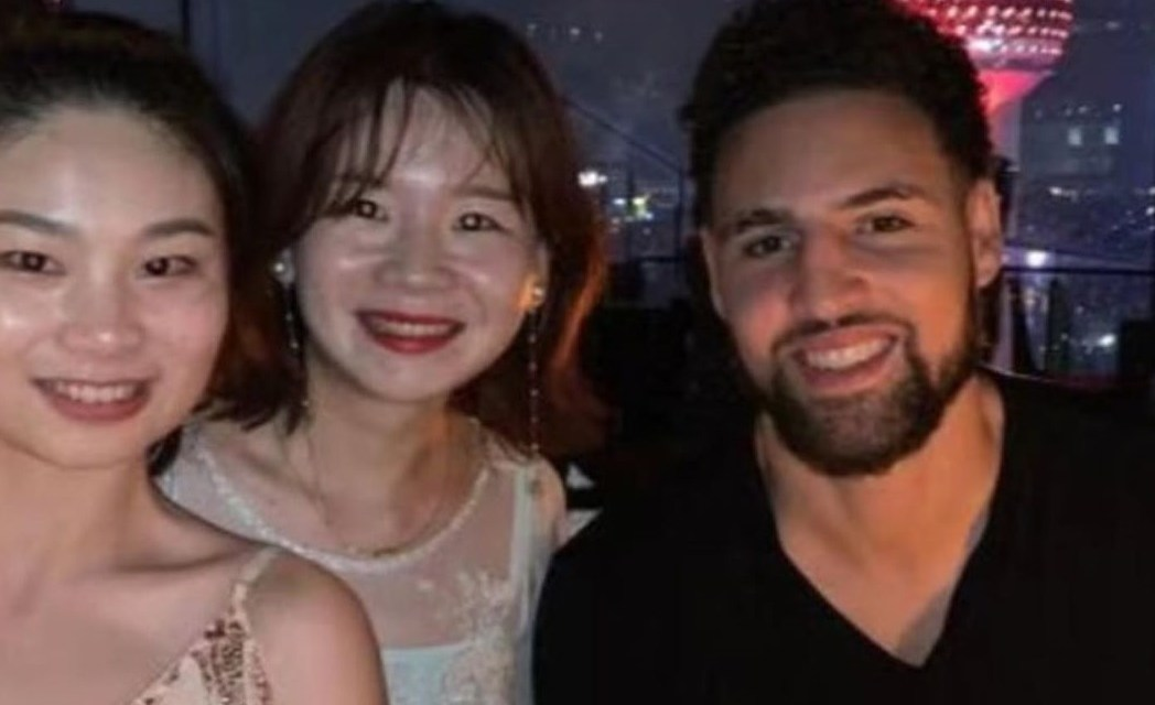 China Klay Back in Shanghai for Another Go