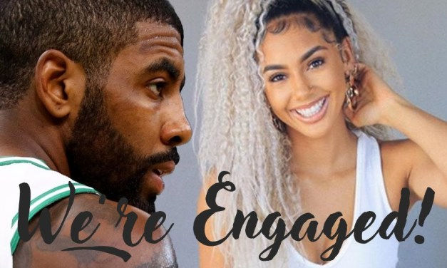 Kyrie Irving is Officially Engaged to His New Fiance Golden