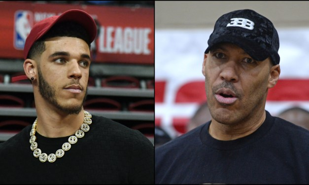 Lonzo Ball and LaVar Ball Were Reportedly On the Outs