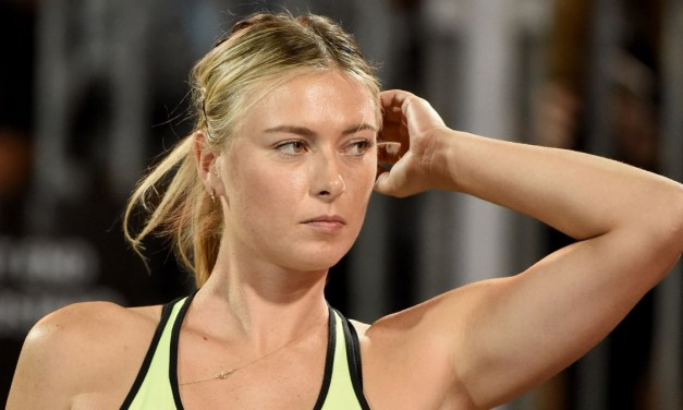 Maria Sharapova Rules Out Playing After She Gives Birth