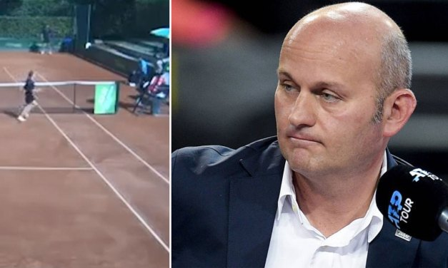 Tennis Umpire Suspended Over 'Indecent' Remarks to Ball Girl
