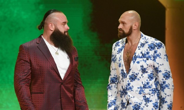 Tyson Fury All Set to Make his WWE Debut