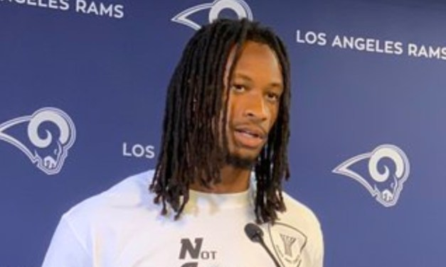 Todd Gurley Takes a Shot at the NCAA