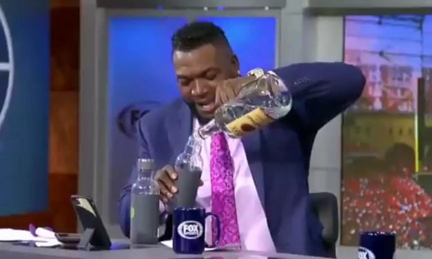 David Ortiz Pranked Frank Thomas by Putting Vodka in His Water Bottle