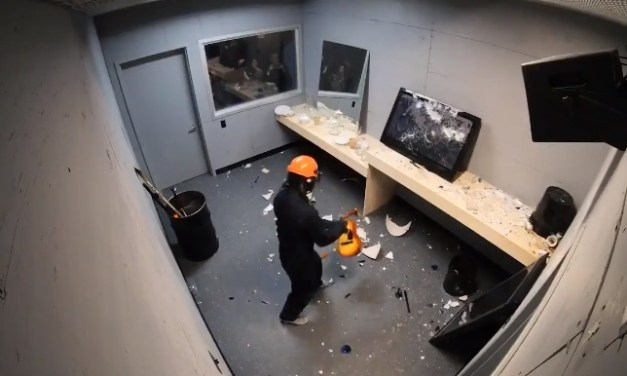 Flyers Give Their Fans a 'Rage Room' in Arena