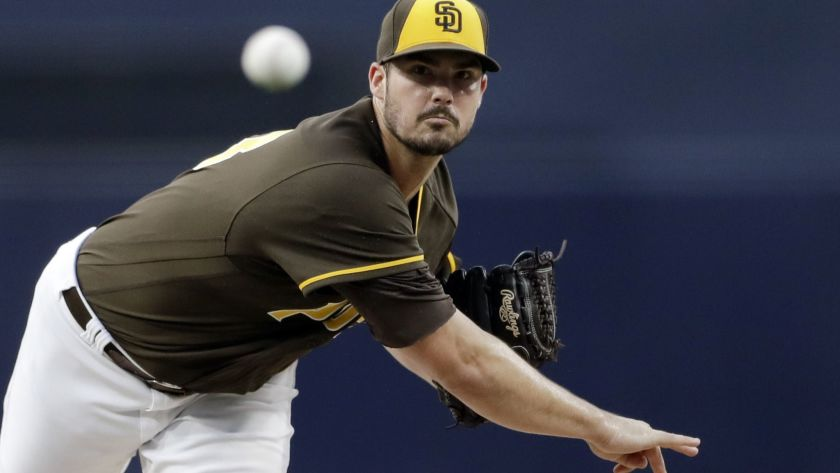 Padres Pitcher Kicked and Tased After Breaking into a Home Through the Doggy Door