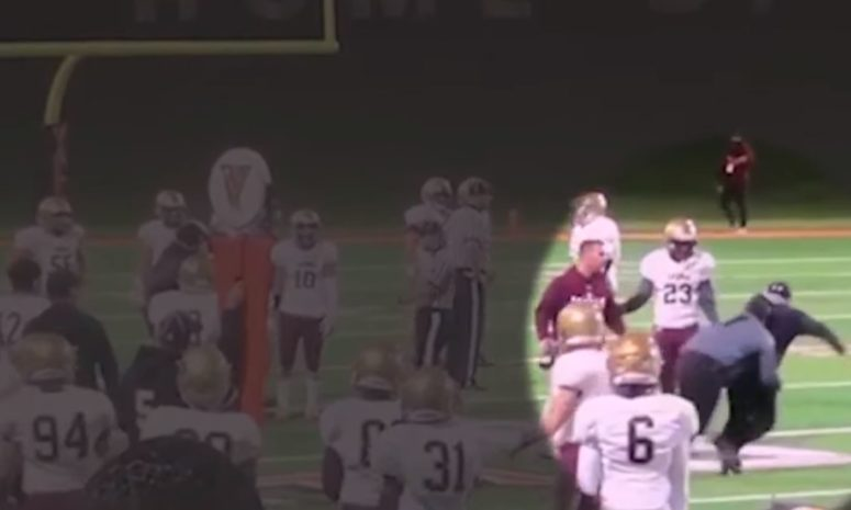 High School Football Coach Turned Himself In After Threatening To Kill Referee