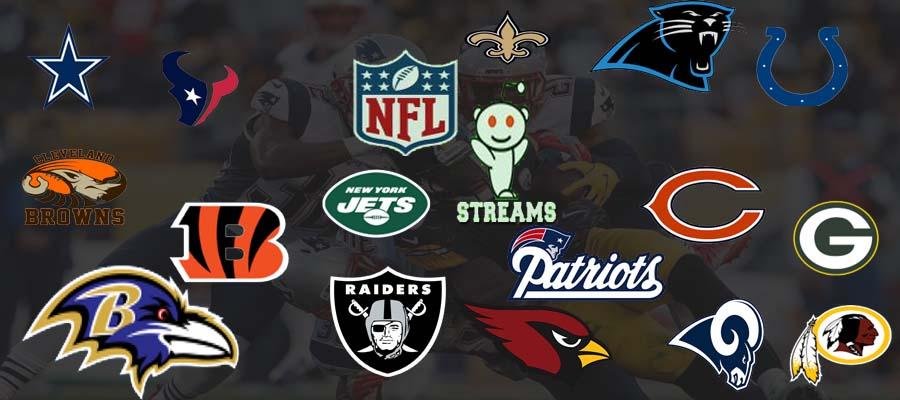 Reddit NFL Streams – NFL Live Stream Free Online 2019-20 Schedule