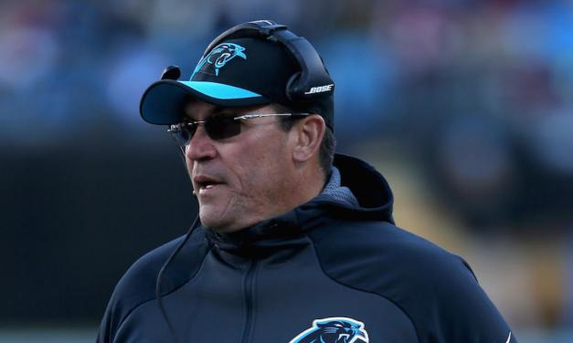 Ron Rivera Refuses to Address Whether Kyle Allen or Cam Newton Will Be the QB When Cam is Healthy