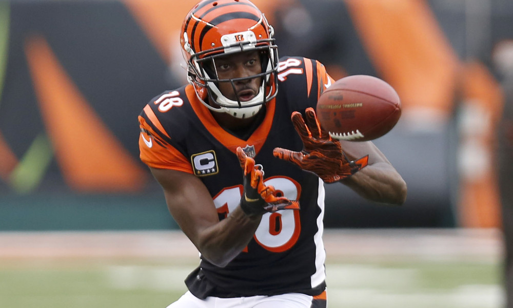 A.J. Green Prepared for Possibility of Being Traded