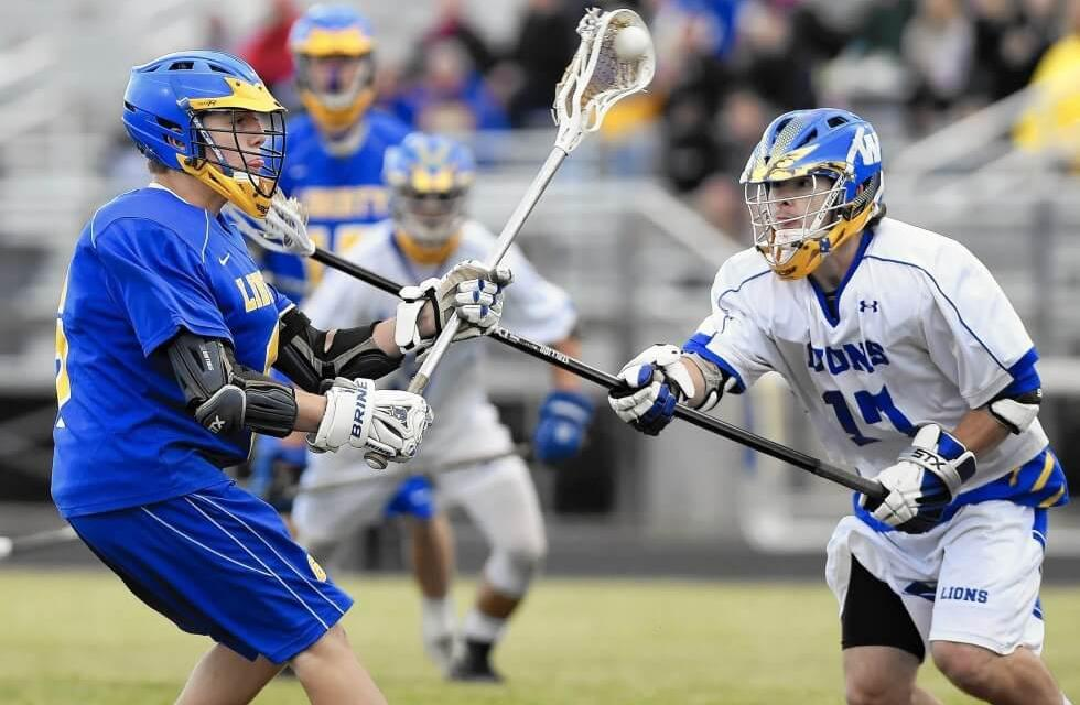 Lacrosse Player Suffered Fractured Testicles After Being Hit in the Junk With a Pass