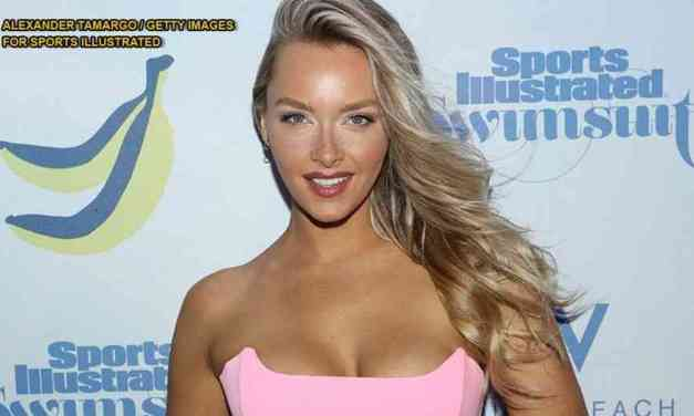 Camille Kostek Bringing New England to a Warmer Place After First Snow With a Smoking Hot Bikini Pic