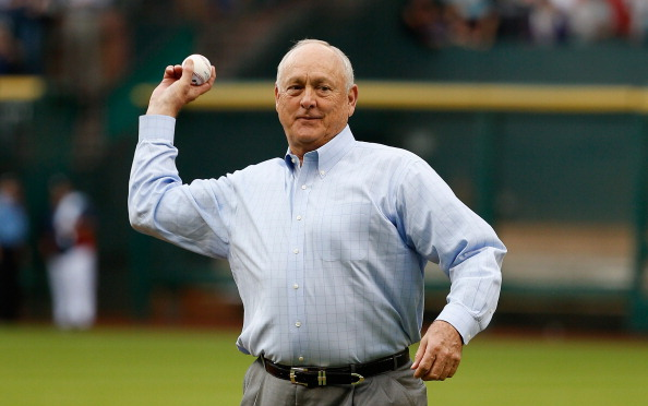 Nolan Ryan Steps Down as Astros Executive Advisor to the Owner After Front Office Shakeup