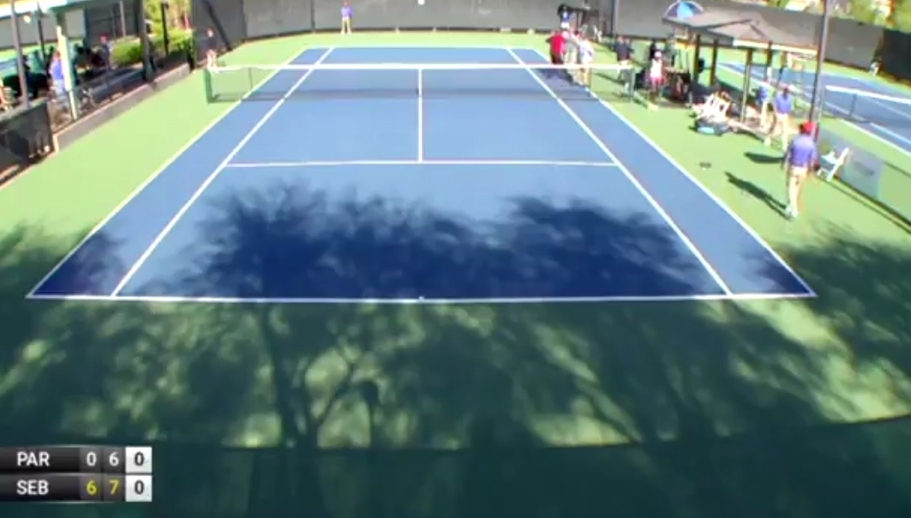 Female Tennis Players Fight on the Court After Harsh Postmatch Handshake