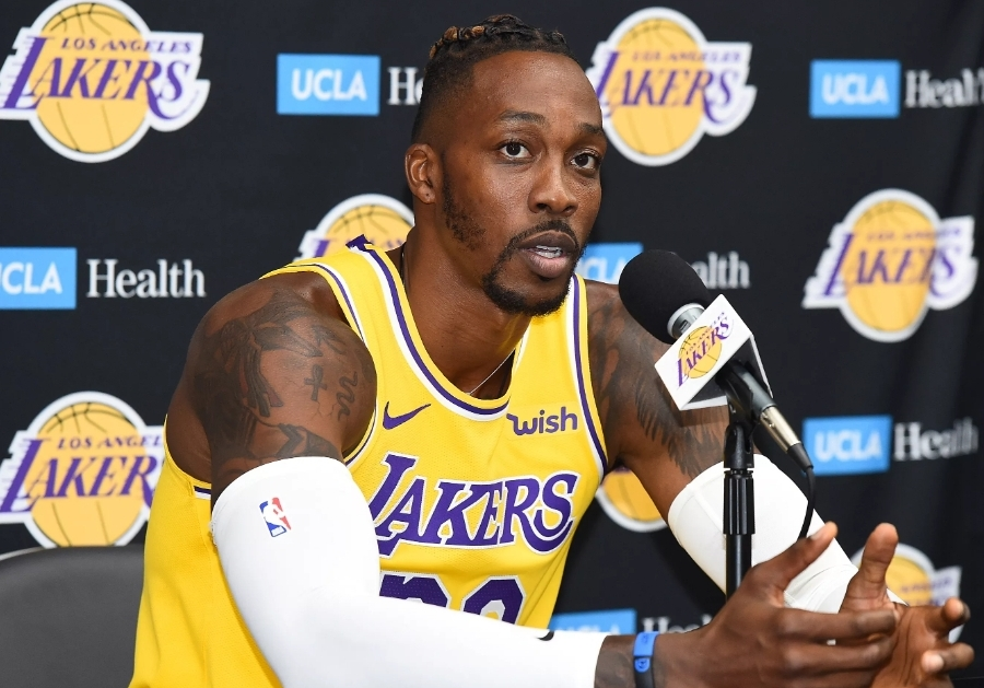 Dwight Howard and JaVale McGee Talked About Fighting Shaquille O'Neal