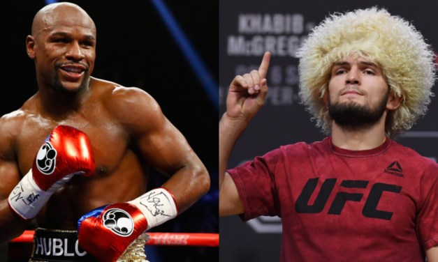 Khabib's Manager Teases Blockbuster January Boxing Match with Floyd Mayweather in Saudi Arabia