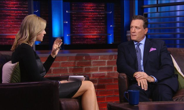 Kathryn Tappen Responds to Her Good Friend Jeremy Roenick's Unacceptable Comments