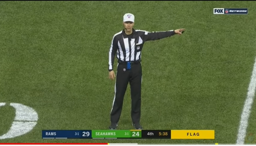 Here are Some of the Worst Calls in the NFL this Season