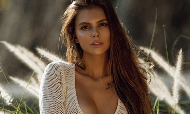 Russian Model Claims Cristiano Ronaldo Slid into Her DMs
