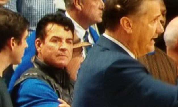 Papa John's Founder Rooted for Kentucky During Win Over Louisville