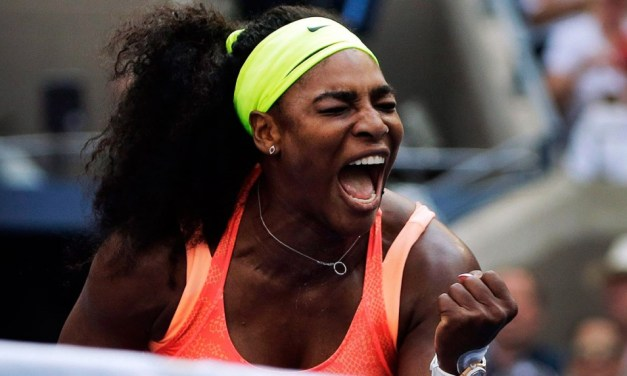 Serena Williams Named AP Female Athlete of the Decade