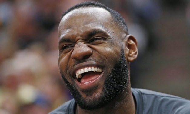 LeBron Responds to the Jazz Commentators That Called Him Disrespectful