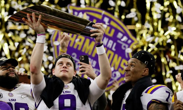 Joe Burrow Called Himself a National Champion Days Before He Won the National Championship