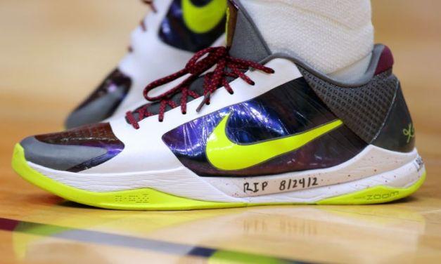 Here's Why Nike Has Pulled All Kobe Bryant Merchandise