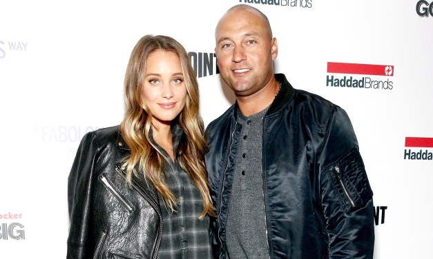 Derek Jeter Shares Rare Glimpse of Daughters Bella and Story