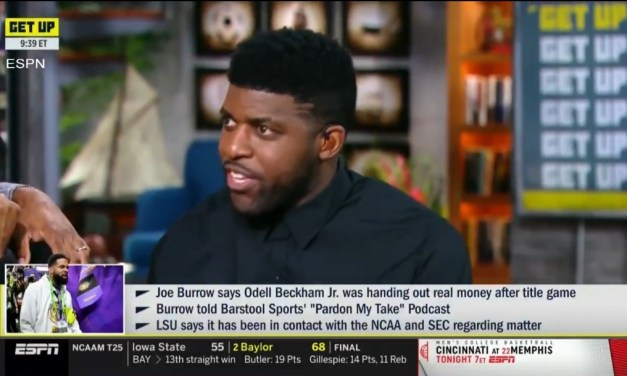 Former Texas LB Emmanuel Acho Says His Teammates Were Paid $1k for Every INT in the 2010 BCS National Championship Game