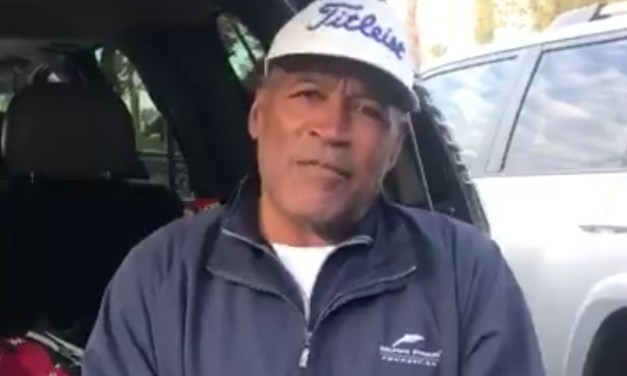 O.J. Simpson Isn't Happy With the Voter Who Didn't Vote for Derek Jeter's Induction into the Hall of Fame