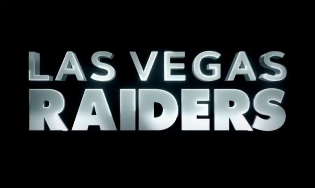 The Raiders Are Officially the Las Vegas Raiders
