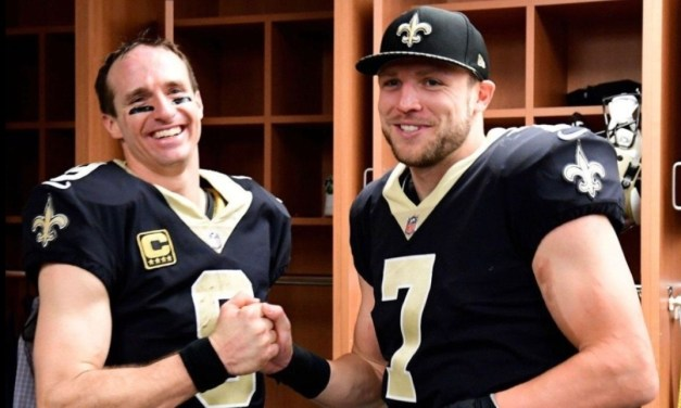 Drew Brees is Open to Sharing Snaps With Taysom Hill Next Year