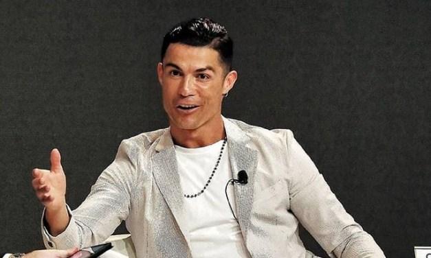 Cristiano Ronaldo Has The Most Expensive Rolex Ever Made