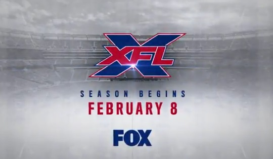 First Xfl Commercial Ran During Fox Nfl Playoff Game Sports Gossip