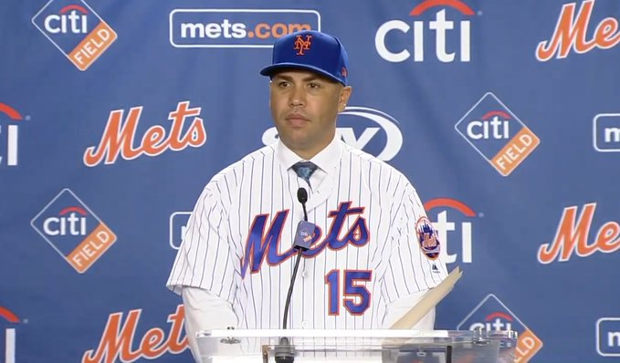 Mets Could Fire Newly Hired Manager Carlos Beltran Over Sign