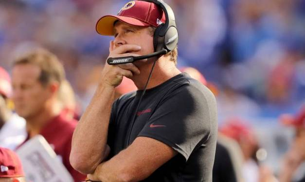 Jaguars Have Hired Former Redskins Head Coach Jay Gruden as Their Offensive Coordinator