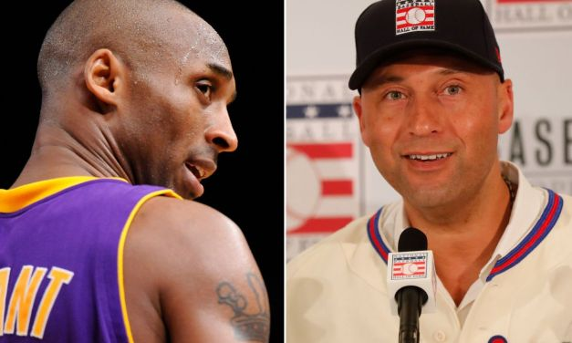 Derek Jeter Pens Tribute To Kobe Bryant