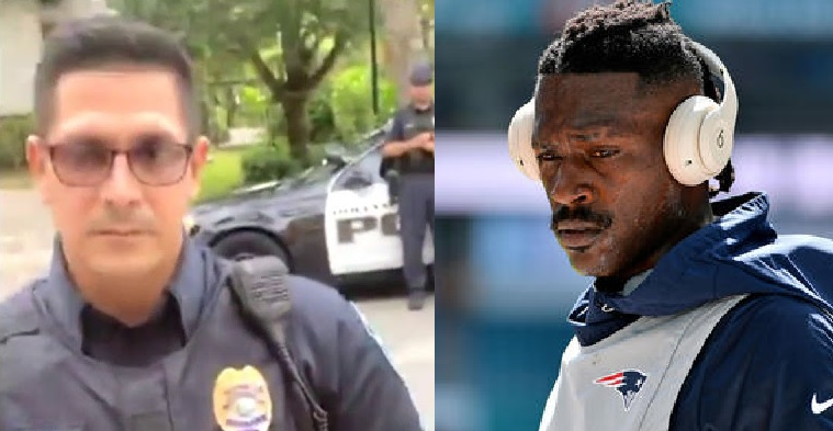 Hollywood Police Athletic League Splits With Antonio Brown After Latest Incident