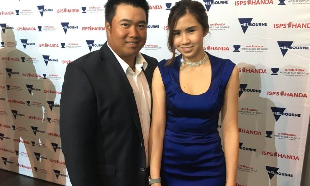 Golfer Kiradech Aphibarnrat Once had a Separate Apartment Just for his Shoes and His Wife Wasn't Buying It