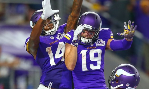 Former Vikings Player Says Stefon Diggs Wants to Be Traded and Has Issues With Adam Thielen
