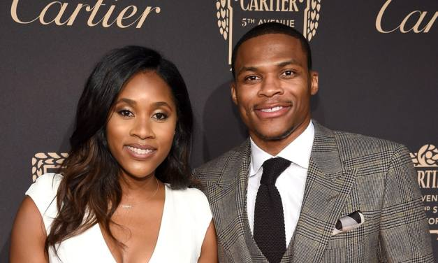 A Celtics Fan DM'd Russell Westbrook's Wife and Wished Cancer on Their Entire Family