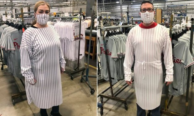 Retailer Fanatics Are Shifting Production from MLB Jerseys to Masks and Gowns
