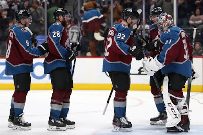 Second Avalanche Player Tests Positive With COVID-19