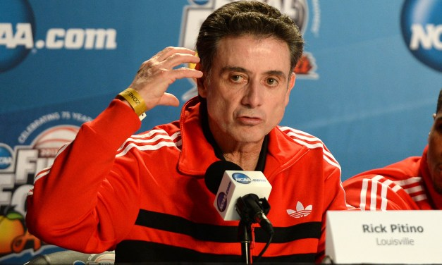 An Innocent Rick Pitino Admits He Should Have Been Fired by Louisville