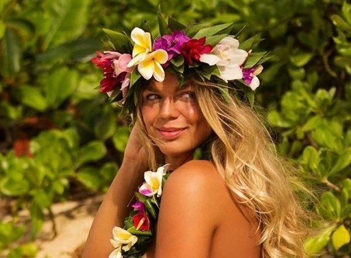 Russian Olympic Swimmer Yulia Efimova Drops a Topless Picture From Hawaii